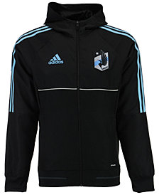 adidas Men's Minnesota United FC Travel Jacket