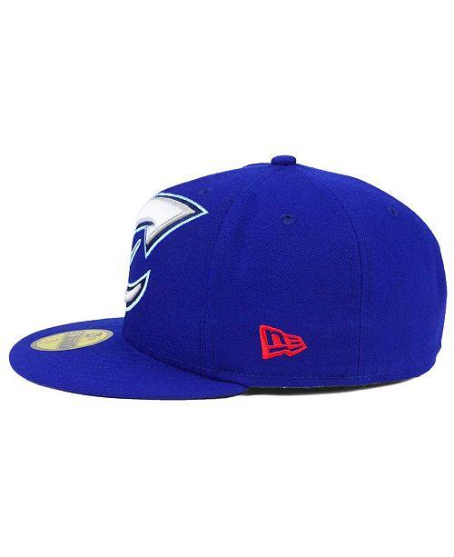 the best attitude abcc2 94c78 ... New Era Columbus Clippers Logo Grand 59FIFTY Cap ...