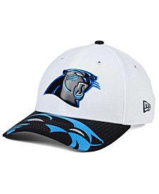 New Era Carolina Panthers 2017 Draft Fashion 39THIRTY Cap