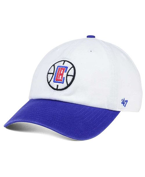 '47 Brand Los Angeles Clippers 2-Tone CLEAN UP Cap