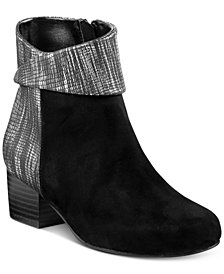 Kenneth Cole New York Linea Cuff Boots, Little Girls & Big Girls