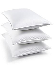 European White Down Medium Density Pillow Collection, Created for Macy's