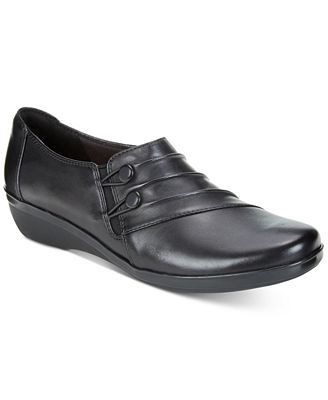 Clarks Collection Women's Everlay Romy Flats, Created For Macy's Women's Shoes