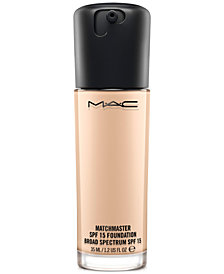 MAC Matchmaster Foundation SPF 15, 1.2 oz