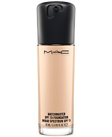 MAC Matchmaster Foundation SPF 15