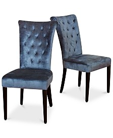 Waldin Dining Chair (Set of 2), Quick Ship