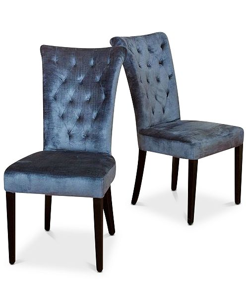 Noble House Waldin Dining Chair (Set of 2)