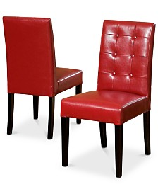 Lorcan Dining Chair (Set Of 2), Quick Ship