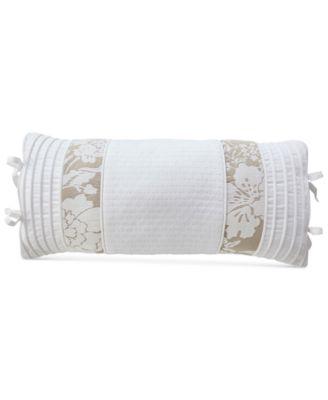 """CLOSEOUT! Nellie 22"""" x 11"""" Boudoir Decorative Pillow"""
