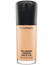 MAC Pro Longwear Foundation