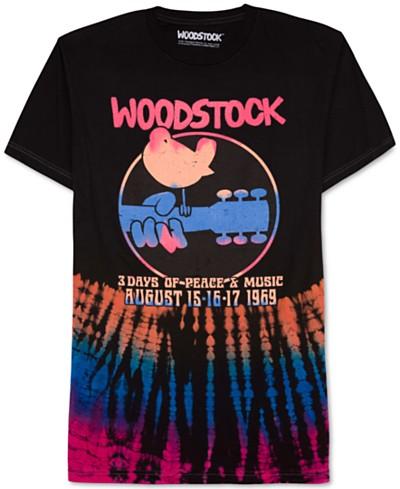 Hybrid Men's Woodstock T-Shirt