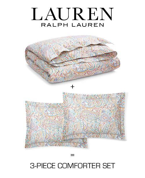 Lauren Ralph Lauren Cayden Bedding Collection   Reviews - Bedding ... d78095105384b