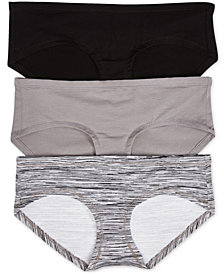 Motherhood Maternity 3-Pk. Hipster Panties