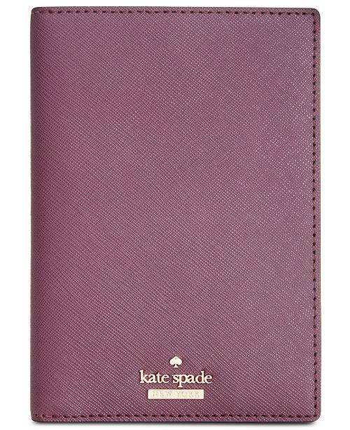 3fe9c5451fa kate spade new york Travel Passport Holder   Reviews - Handbags ...