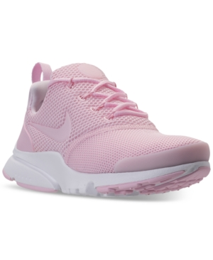 Nike Girls Presto Fly Running Sneakers from Finish Line