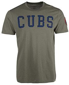 '47 Brand Men's Chicago Cubs Fieldhouse Basic T-Shirt