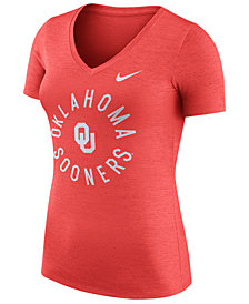 Nike Women's Oklahoma Sooners Touch T-Shirt