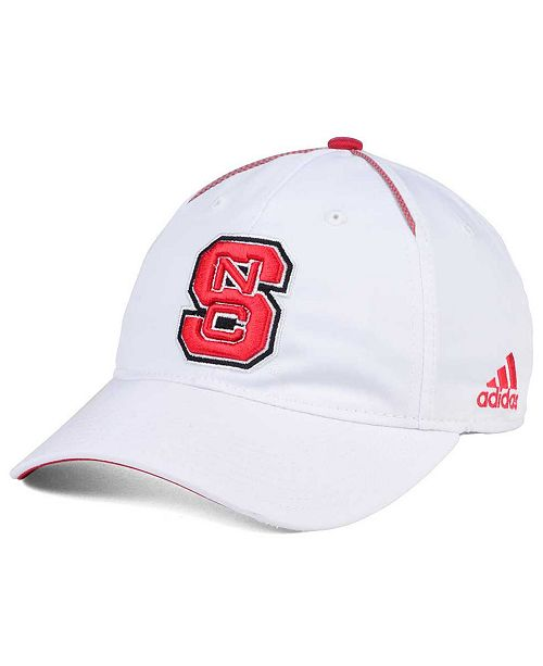 adidas North Carolina State Wolfpack Spring Game Easy Adjustable Cap