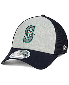 New Era Seattle Mariners Total Reflective 39THIRTY Cap