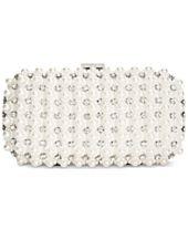 INC International Concepts Kiana Imitation Pearl Small Clutch, Created for Macy's