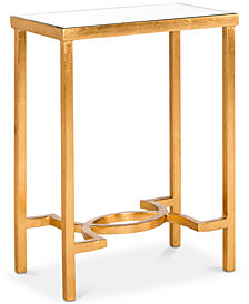 Mita End Table, Quick Ship
