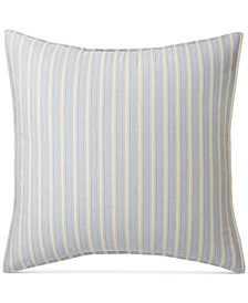 Lauren Ralph Lauren Graydon Cotton Bold Stripe European Sham