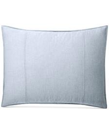 Graydon Cotton Melange Standard Sham