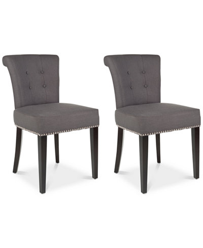 Sinclair 21''H Ring Chair (Set Of 2), Quick Ship