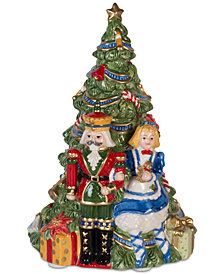 Fitz and Floyd First Ladies Nutcracker Musical Figurine