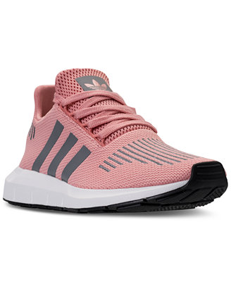 Adidas Women S Swift Run Casual Sneakers From Finish Line