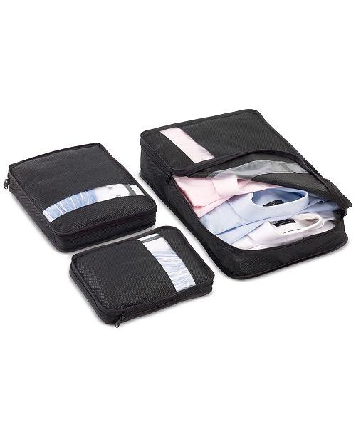 Go Travel 3-Pc. Bag Packer Set