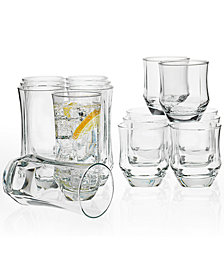 Luminarc Baroque 16-Pc. Glassware Set