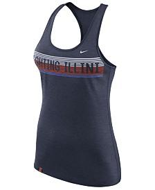 Nike Women's Illinois Fighting Illini Touch Tank