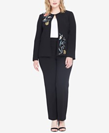 Women's Pant Suits: Shop Women's Pant Suits - Macy's