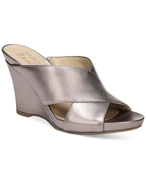 a716716bd0 Naturalizer Bianca Wedge Sandals; Naturalizer Bianca Wedge Sandals ...