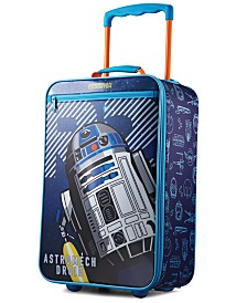 "Star Wars R2D2 18"" Softside Rolling Suitcase By American Tourister"