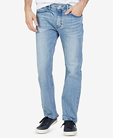 Men's Stretch Straight-Leg Jeans