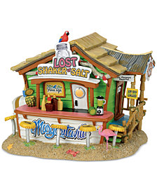 Department 56 Margaritaville Lost Shaker Of Salt Bar