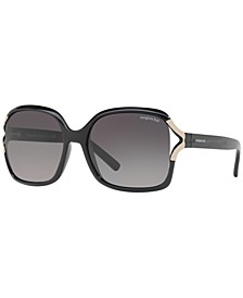 Polarized Sunglasses , HU2002 58