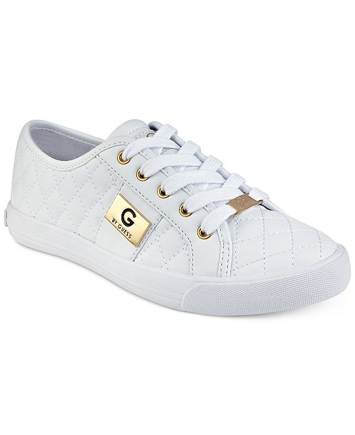 0e93a69f7 G by GUESS Backer Lace-Up Sneakers & Reviews - Athletic Shoes ...