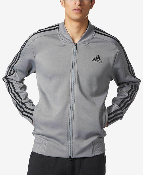 Squad Track Jacketamp; Id Adidas Men's Reviews Coats Jackets fb6g7y