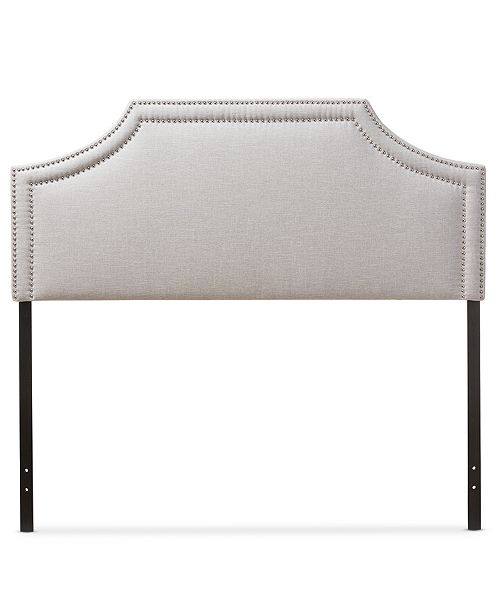 Furniture Avignon King Headboard, Quick Ship