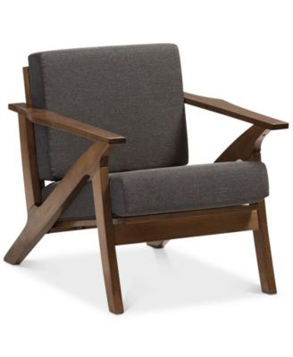 Cayla Lounge Chair, Quick Ship