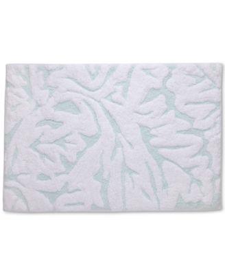 """Foglia Cotton 20"""" x 30"""" Bath Rug"""