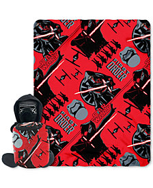 "Star Wars Kylo Ren ""New Force"" Hugger Pillow & Throw Set by Disney"