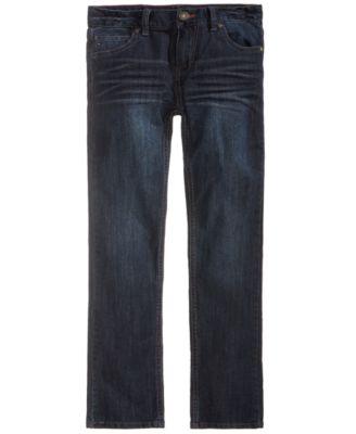Kent Regular-Fit Stretch Jeans, Little Boys