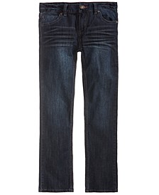 Kent Regular-Fit Stretch Jeans, Little Boys
