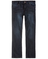 365ecc2f0 Tommy Hilfiger Kent Regular-Fit Stretch Jeans, Little Boys