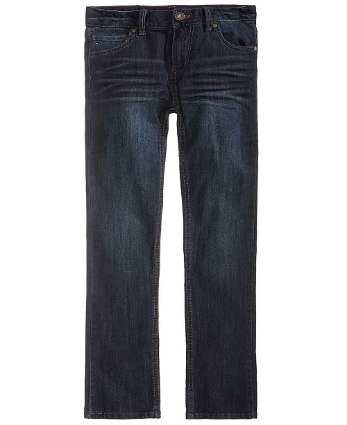 Tommy Hilfiger Kent Regular-Fit Stretch Jeans, Big Boys