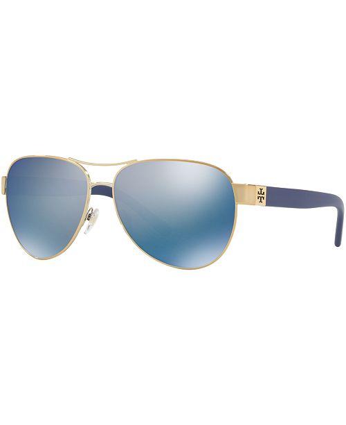 82a6c8783c ... Tory Burch Polarized Sunglasses